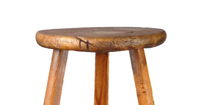 The Three-Legged Stool of Stewardship