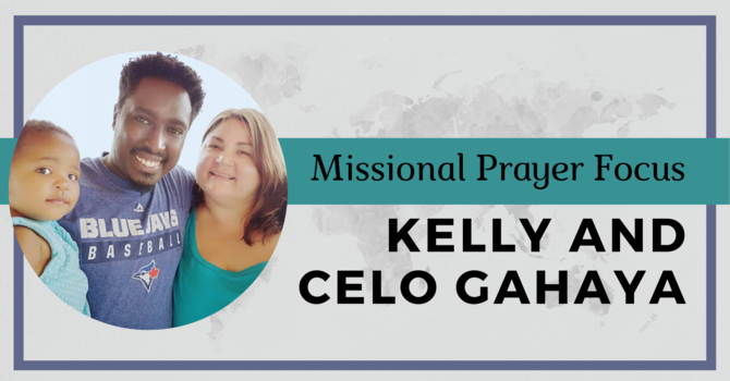 Kelly and Celo Gahaya