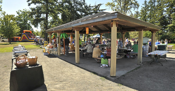 Church Wide Picnic, Eagle Lake Park Shelter #6