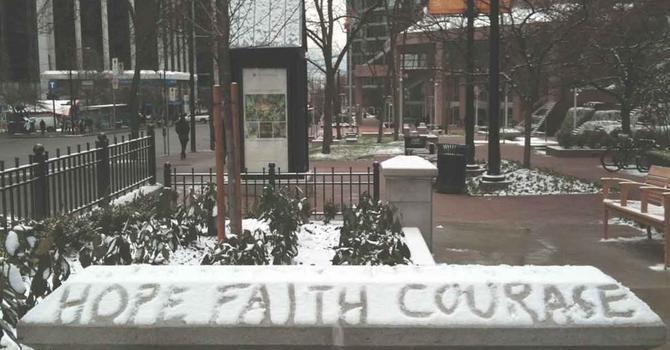 Snow Graffiti image