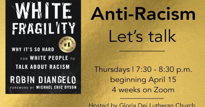 Anti-Racism - Let's Talk
