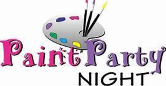 Children's Paint Night image