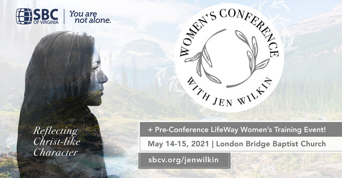 SBC of Virginia Women's Conference with Jen Wilkin