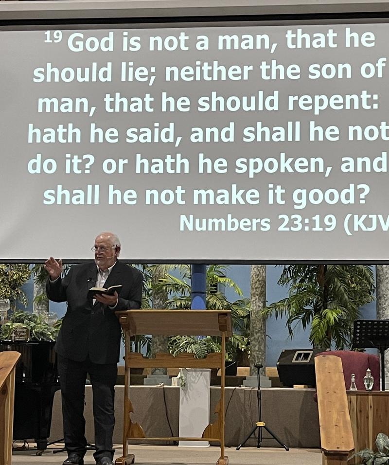 If God Said It, That Settles It - Pastor David Allen