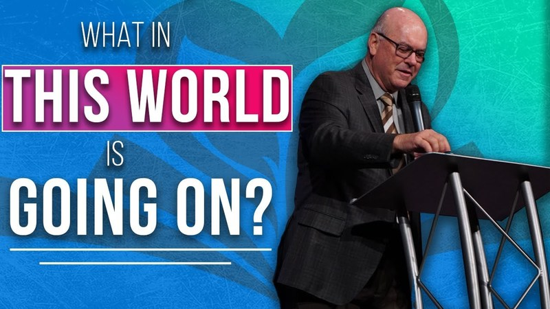 What In This World Is Going On | Art Hodges