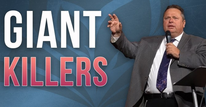 Giant Killers | Evangelist Nick Mahaney