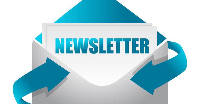 Praise & Patter Newsletter image