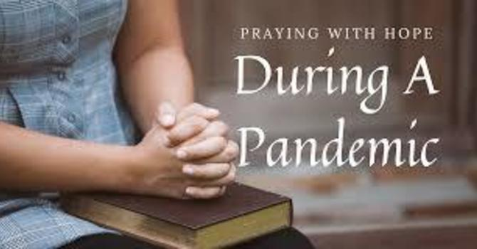 Prayer for a Pandemic  image