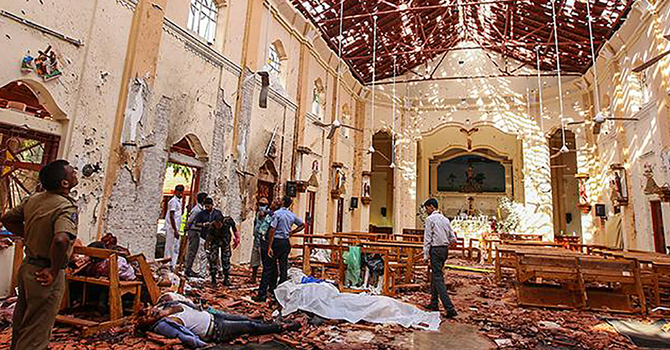 Bishop Linda on Sri Lanka Easter attacks: We will not return hate for violence