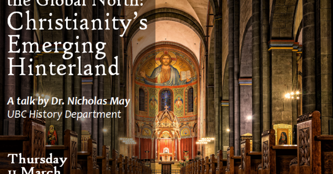 Christianity's Emerging Hinterland image