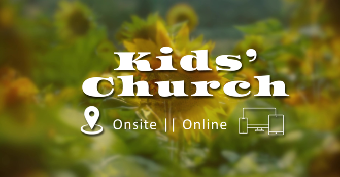 Kids' Church