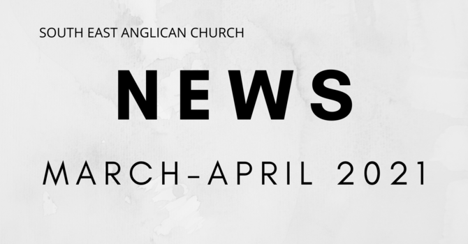 March - April 21 Parish Newsletter