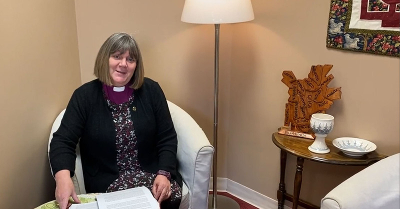 Lenten Bible Study with Bishop Jane