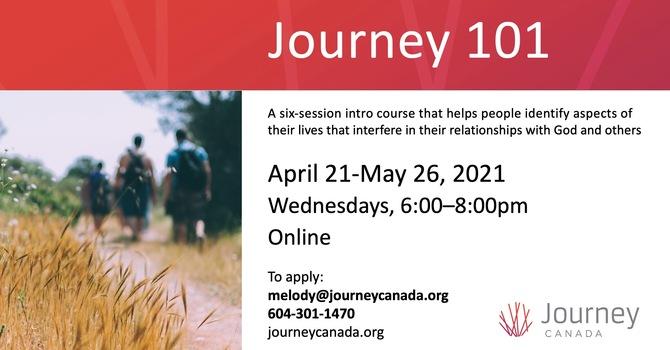 Journey 101