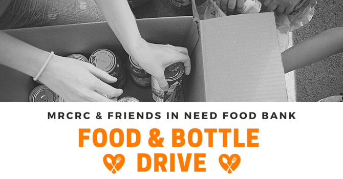 Food and Bottle Drive