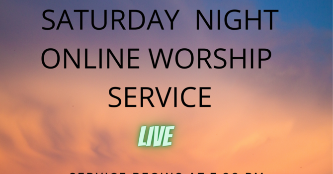Saturday Night Online Service