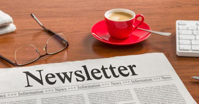 Mar. 19, 2021 Newsletter
