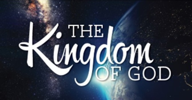 The Kingdom of God is Here