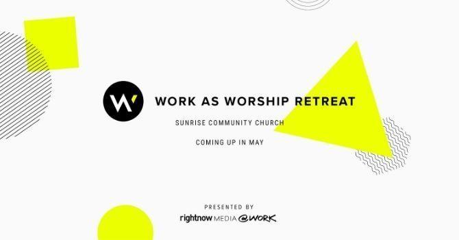 Work as Worship
