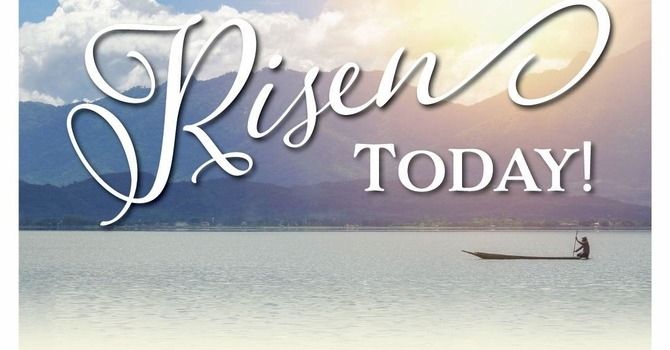Easter Sunday In-Person Worship image