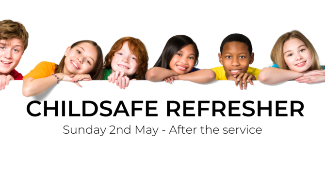 Annual ChildSafe Refresher image