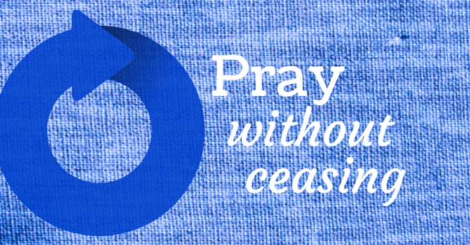 New Diocesan Prayer Cycle