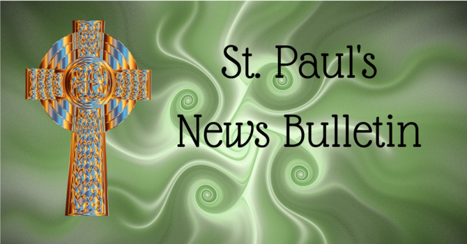 March 21st News Bulletin image
