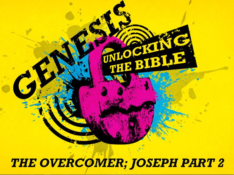 The Overcomer Joseph Part 2