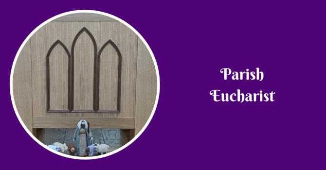Parish Eucharist - March 21, 2021 image