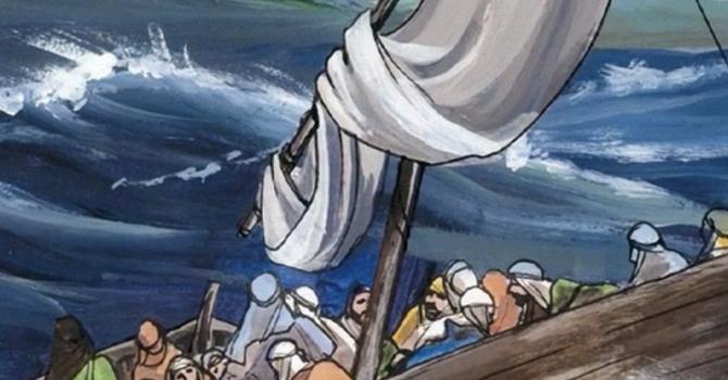 """Lent V: """"Hope, Earth's Saving Grace"""""""