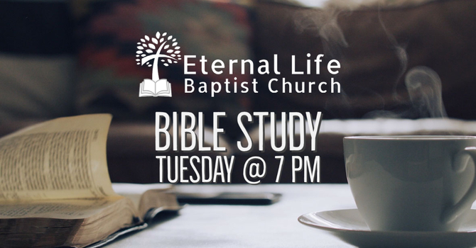 In-Person Bible Study
