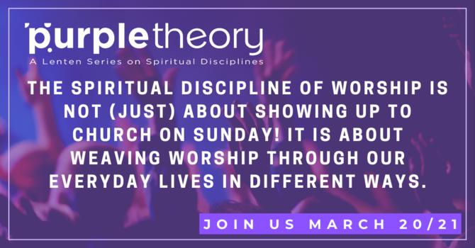 Purple Theory | Worship