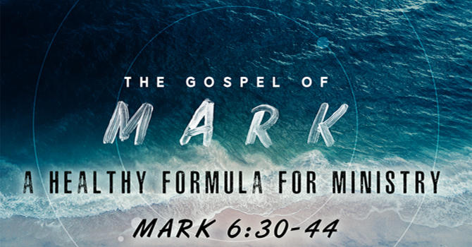 The Gospel of Mark: A Healthy Formula for Ministry