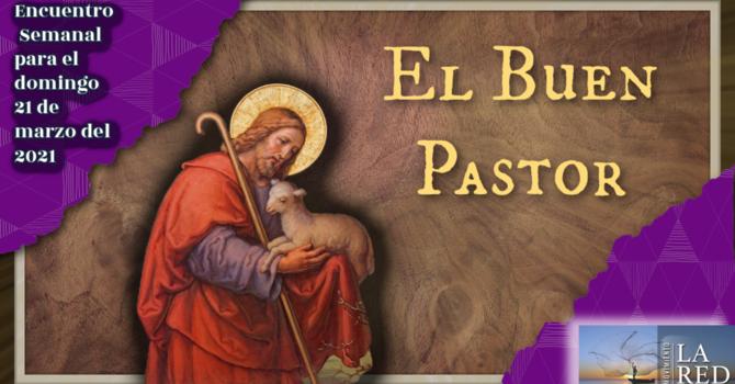 Jesús. el Buen Pastor