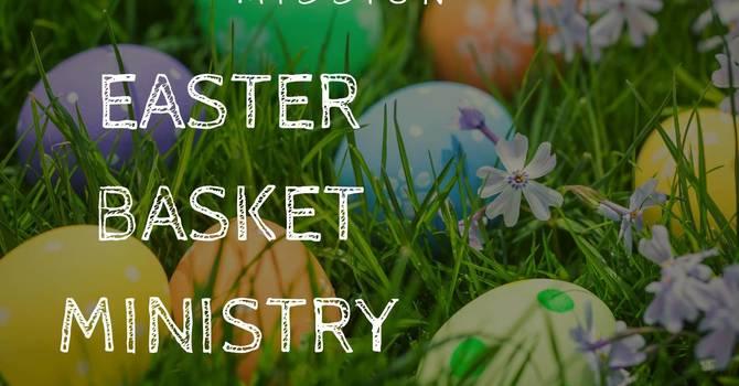 Easter Baskets for Homeless Children image
