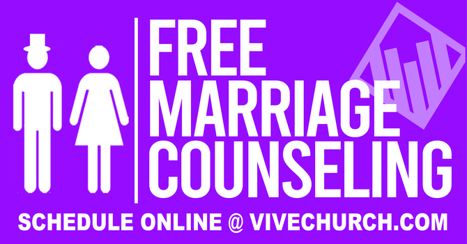 FREE Marriage Counseling  image