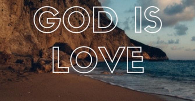 "How God says, ""I Love You"""