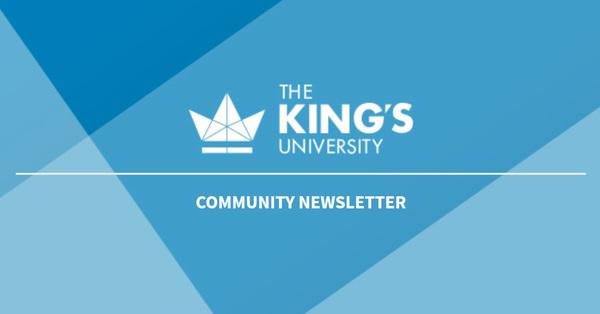 The King's Community Newsletter