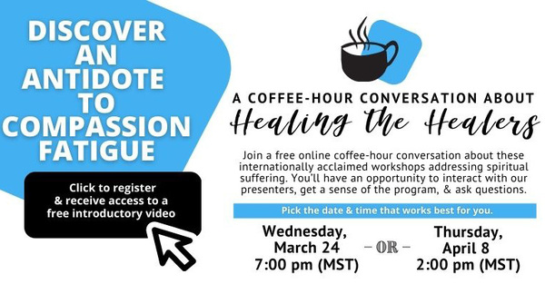 Healing the Healers Info Session
