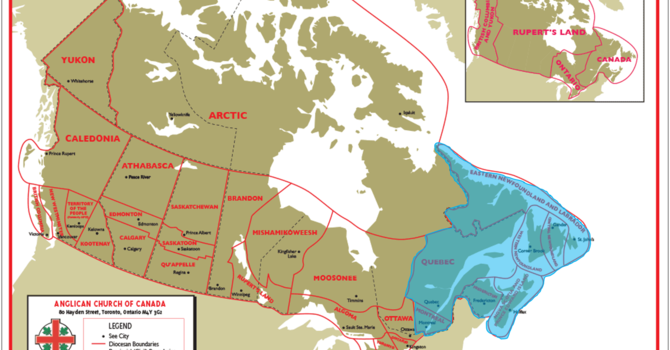 Canada Connection - theological colleges (Canada) image