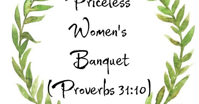 Priceless Women's Banquet