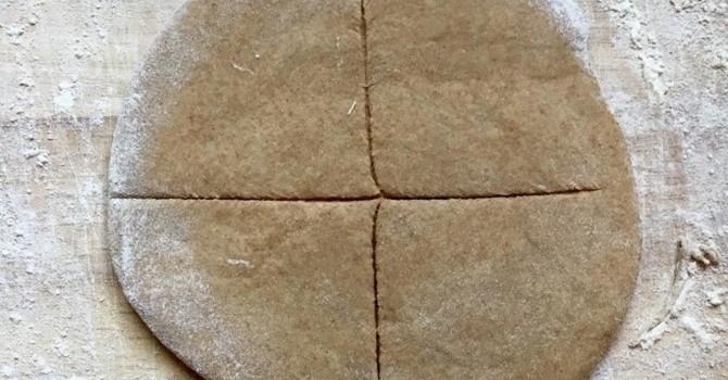 Make Communion Bread for Easter image