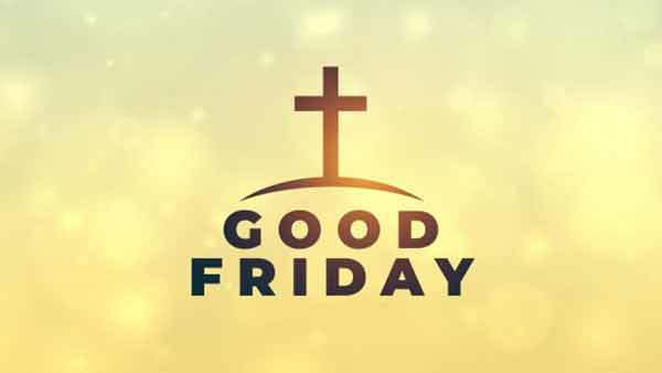 Good Friday event at St Catherine's