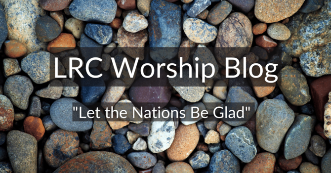 LRC Worship Blog image