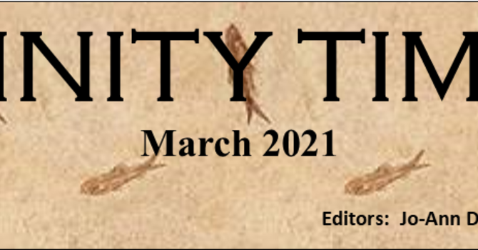 Trinity Times for March 2021 image