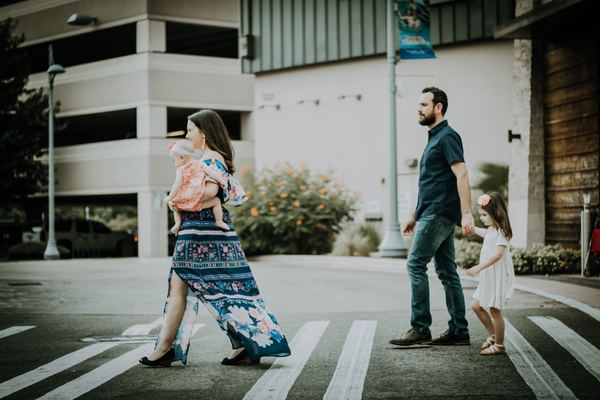 Walking the Jesus to the Cross