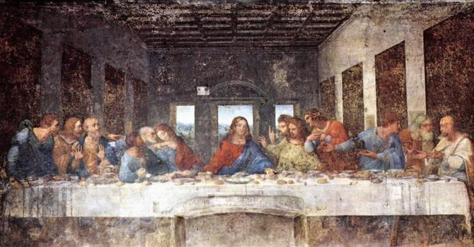 Maundy Thursday Ideas image