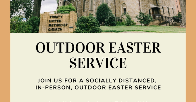 Outdoor Easter Service | RSVP Today image