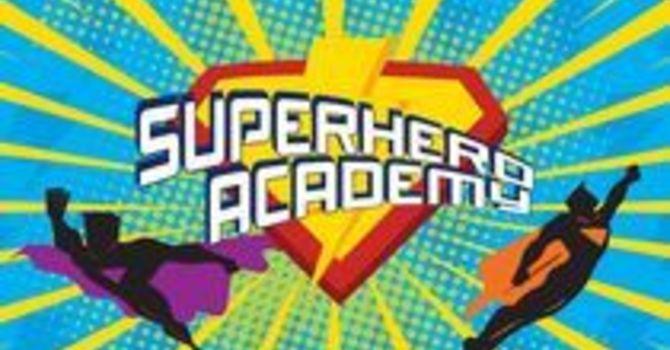 VBS Camp - Superhero Academy (July 5-9)