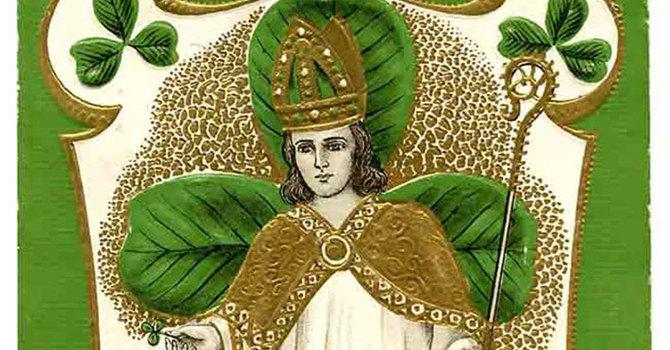 St. Patrick's  Breastplate image